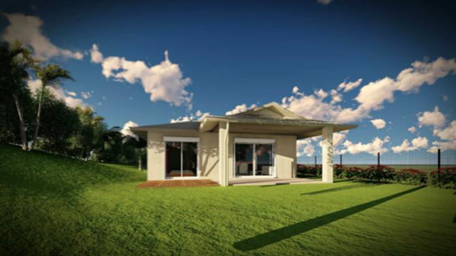 La 4ème maison ASC  livrée aux Niaoulis ! quand le rêve devient réalité.