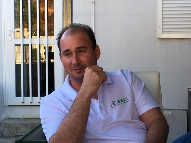 ASC recrute Stéphane Pouvreau