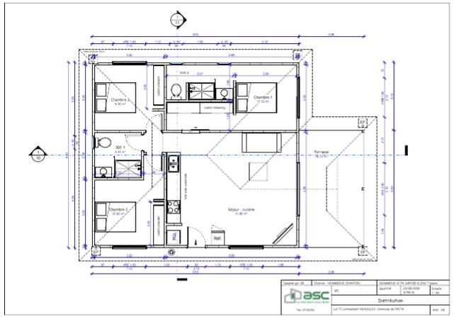 Une nouvelle villa anticyclonique ASC !