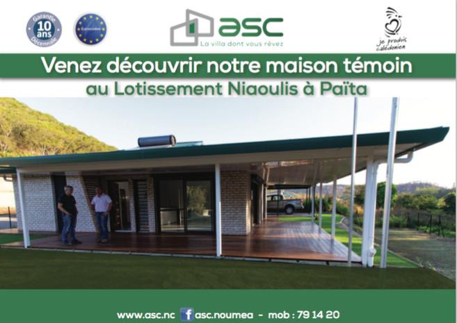 Niaoulis : ASC à la journée portes ouvertes du 7 mars