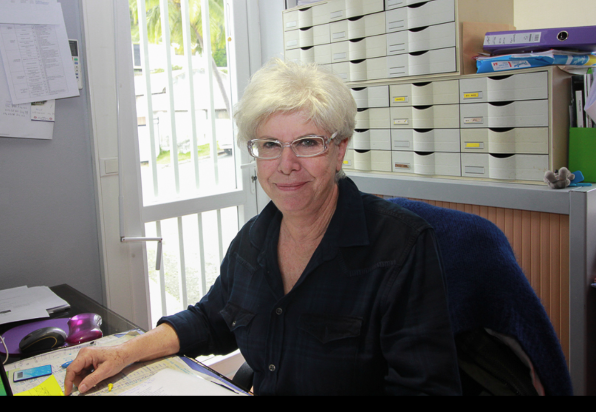 Martine Glaudel, ASC